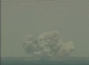 YOUTUBE Moab, il video dell'esplosione della madre di tutte le bombe nel 2008