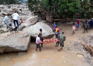 Mocoa: anche due italiani sotto la valanga di fango in Colombia. Sono morti?
