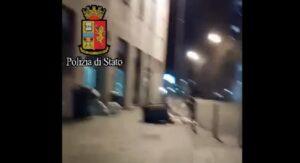 Vandali devastano centro Monza: VIDEO li incastra. Denunciati
