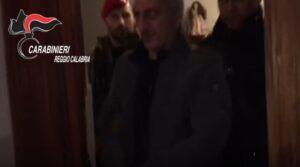 'ndrangheta, arrestato latitante Giuseppe Facchineri a Cittanova (Reggio Calabria)