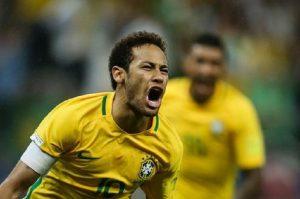 Neymar (foto Ansa)