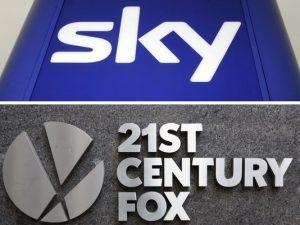 21st Century Fox può acquisire Sky: via libera da Ue. Ma il governo inglese...