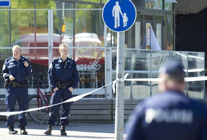Norvegia fatto brillare ordigno Oslo
