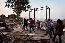 Operatori della Cosv in Turchia