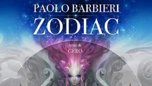 Zodiac, il libro di Paolo Barbieri e Gero Giglio a Romics