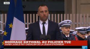 YOUTUBE Etienne Cardiles, poliziotto ricorda Xavier Jugelé ucciso da Isis su Champs-Elysees