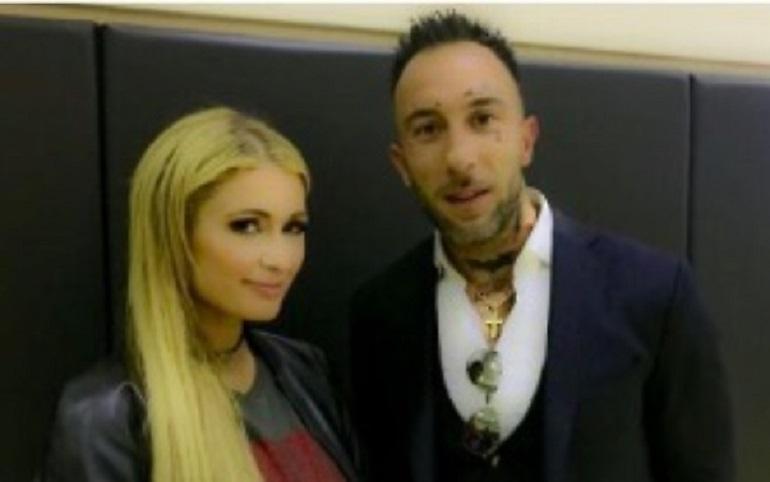 Simone Coccia Colaiuta, il fidanzato di Stefania Pezzopane e la foto con Paris Hilton
