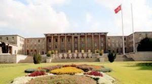 Il Parlamento turco