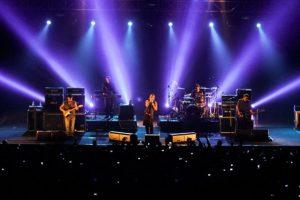 Litfiba, fan viene colpito dal microfono al concerto e fa causa a Piero Pelù