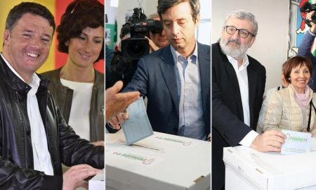 """Primarie Pd: come e dove si vota. Affluenza alle 12: """"700mila votanti"""""""
