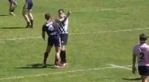 Rugbista dà cazzotto all'arbitro: ora rischia una squalifica a vita