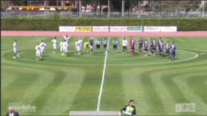 Racing Roma-Piacenza 3-3: guarda gli highlights Sportube - VIDEO