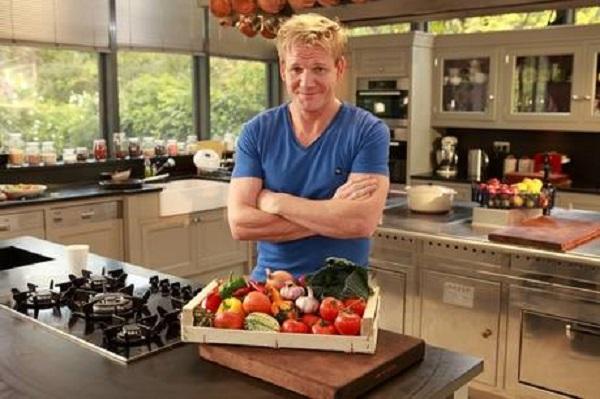 """Gordon Ramsay: """"Eredità? Ai miei figli non lascio niente, devono lavorare"""""""