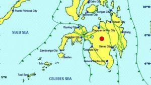 Terremoto Filippine: scossa di magnitudo 6.0 nell'isola di Mindanao