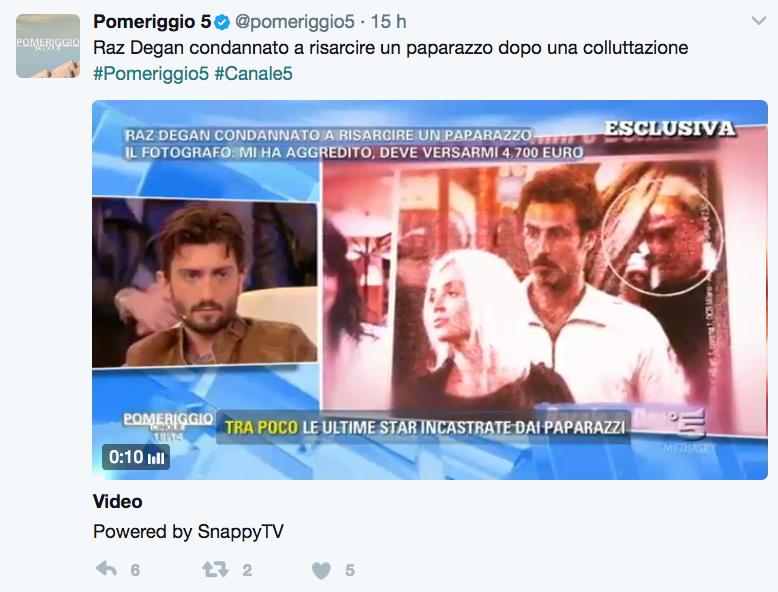 Alessio Lo Passo Arrestato e Condannato: lo inchioda l'intervista a Pomeriggio 5