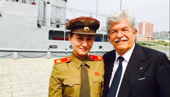 Antonio Razzi bloccato in Corea del Nord, il senatore spiega su Twitter