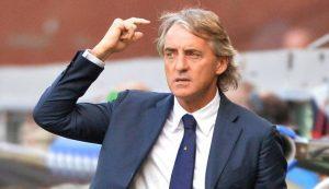 """Inter, Roberto Mancini: """"Stefano Pioli ha fatto un buon lavoro"""""""