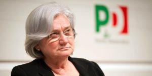 Rosy Bindi annuncia che lascerà la politica attiva dopo 27 anni da parlamentare