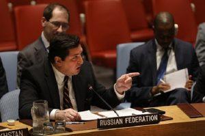 """Siria, scintille Russia-Gb all'Onu: """"Non insultarci. Guardami in faccia quando ti parlo"""""""