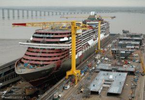 Fincantieri conquista i cantieri navali di Saint Nazaire. Avrà il 48%, ok di Hollande