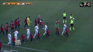 Sambenedettese-Santarcangelo Sportube: streaming diretta live, ecco come vedere la partita