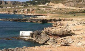 San Vito Lo Capo: turista muore trascinato e schiacciato in mare dal suo camper