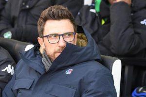 Sassuolo-Napoli diretta pagelle highlights foto Serie A formazioni ufficiali mertens