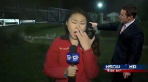 Meteo che noia: giornalista inquadrata per sbaglio sbadiglia VIDEO
