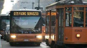 Milano, sciopero Atm mercoledì 5 aprile: stop bus e metro per 4 ore