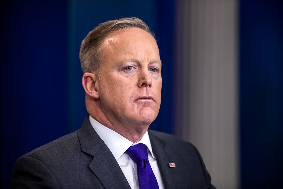 Neanche Hitler usava i gas, gaffe della Casa Bianca