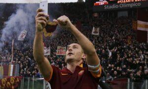 Francesco Totti, il 168° derby può essere l'ultimo del capitano giallorosso