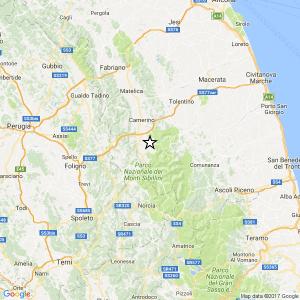 Terremoto, continua lo sciame sismico: socca magnitudo 3.1 a Fiordimonte