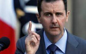 """Siria, Assad: """"Attacco Khan Sheikhun inventato da Usa. Non abbiamo armi chimiche"""""""