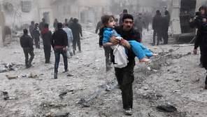 Civili siriani