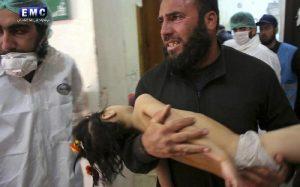 """Siria, Mosca: """"Esploso deposito ribelli"""". Gas killer ha molti padri"""