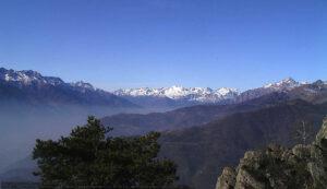Andrea Stra, escursionista, precipita in un crepaccio in Val di Susa e muore