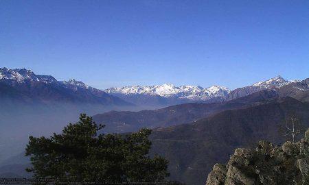 Andre Stra, escursionista, precipita in un crepaccio in Val di Susa e muore
