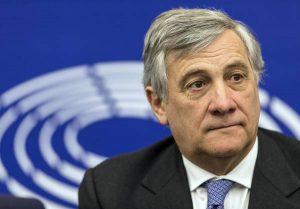"""Antonio Tajani (Ue) a Theresa May: """"Rispettare i diritti dei cittadini Ue in Gran Bretagna"""""""