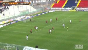 Taranto-Paganese 0-4: guarda gli highlights Sportube - VIDEO