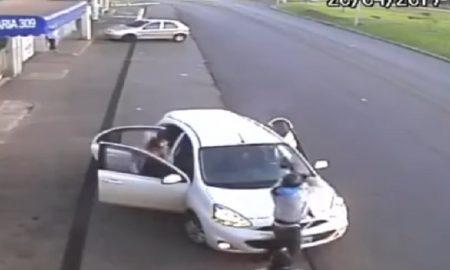 YOUTUBE Tassista ucciso a colpi di fucile dopo una discussione