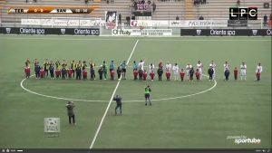 Teramo-Parma Sportube: streaming diretta live, ecco come vedere la partita