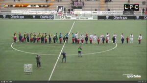 Teramo-Reggiana Sportube: streaming diretta live, ecco come vedere la partita