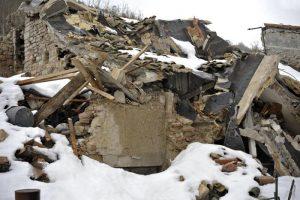 Terremoto Centro Italia, 3 forti scosse tra Visso e Preci