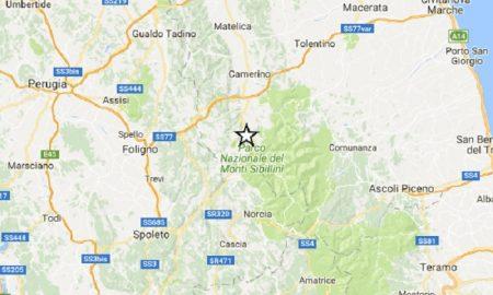 Terremoto, continua a tremare il centro Italia: superata magnitudo 4