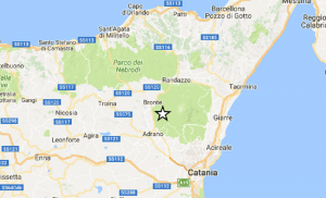 Terremoto Sicilia, scossa del 2.6 tra Adrano e Biancavilla