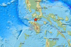 Terremoto Filippine: scossa di mangitudo 5.9, più forte di quella del 4 aprile