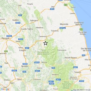 Terremoto Macerata, sciame sismico tra Fiastra e Fiordimonte: decine di scosse in poche ore