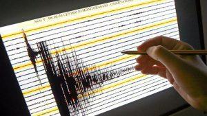 Terremoto Isole Eolie, scossa di magnitudo 3.3 vicino Alicudi