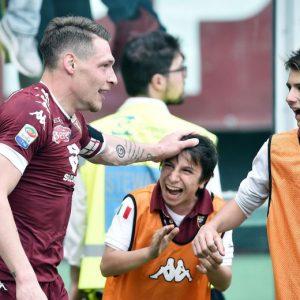 Torino-Crotone 1-1 pagelle, highlights, foto: Belotti-Simy video gol