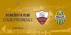 Trapani-Verona streaming - diretta tv, dove vederla